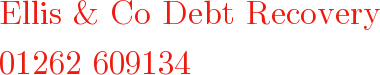 www.debtcollectoruk.co.uk Logo